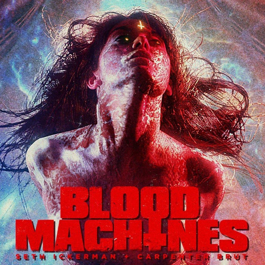 Portada Blood Machines